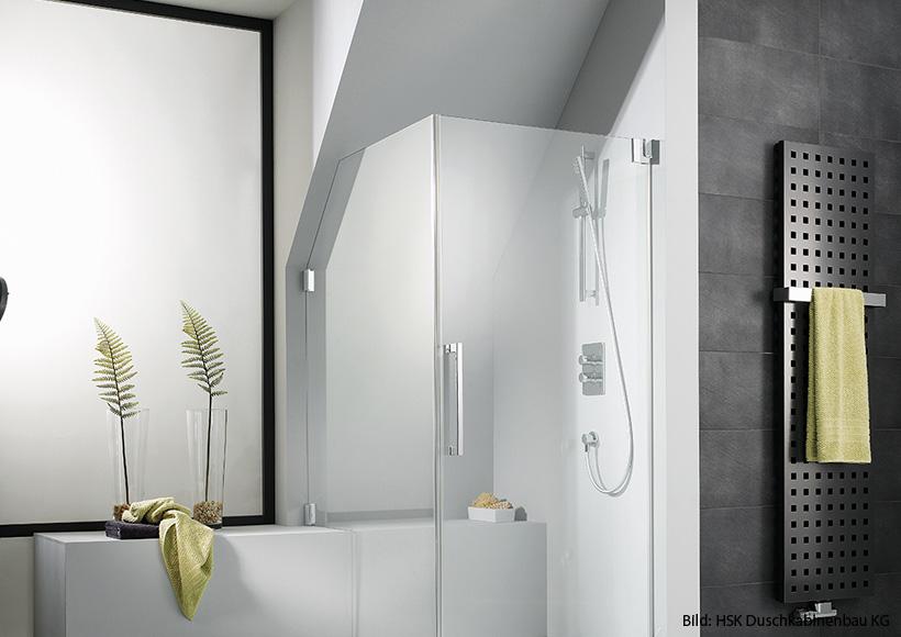 Gestaltungstipps für ein Bad mit Schräge - Timo Barz Haustechnik in Hude